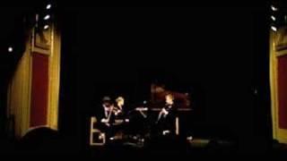 Stockholm Chamber Trio - Bubamara (from Black Cat/White Cat)