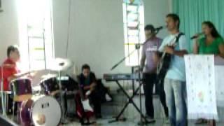 BANDA ELIÚ Igreja A Palavra de Cristo bairro Caiçara CG MS manhã de Louvor