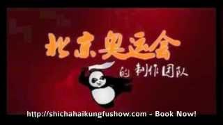 Shichahai Theatre Beijing Kung Fu Panda Show