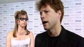Jon Bon Jovi Comment on Versace