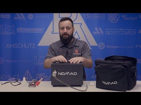 Video: The Air Venturi NOMAD II Portable Air Compressor | Pyramyd Air