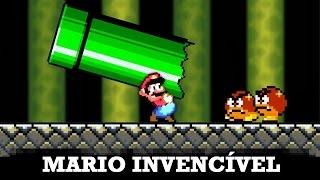 Mario é INVENCÍVEL - AnimaBITS