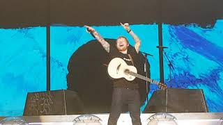 ED SHEERAN GIVE ME LOVE LIVE IN BUENOS AIRES ARGENTINA