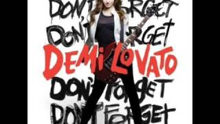 Demi Lovato - Until Youre Mine LYRICS