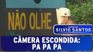 """Câmera Escondida: Divirta-se com o """"Pa Pa Pa"""""""