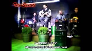 Telegrama - Trio Santoli - Curitiba