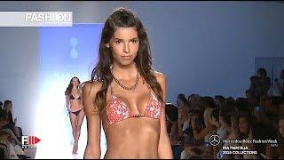 MIA MARCELLE Swimwear Spring 2015 Miami - Fashion Channel