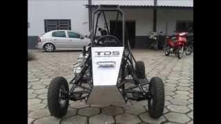 Kart Cross 150cc Construção TDS KART CROSS