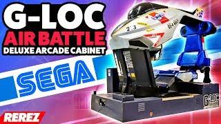 Sega's Deluxe G-LOC Arcade Cabinet - Rerez