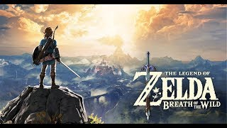 RAMONESTREAM PT-BR ZELDA BREATH OF THE WILD #02 LIVE DE 24/08/17
