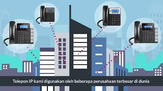 Grandstream GXP1600 Series: Basic IP Phones Credit : GrandstreamAPAC