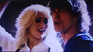 Rolling Stones (with Christina Aguilera)  Live With Me (Beacon Theatre, NYC, 2006)