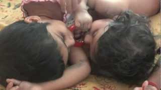 Asmitha Nivashini & Pragalya.MTS