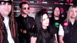 Billboard Chart Beat: Evanescence on Contrasts in Sounds