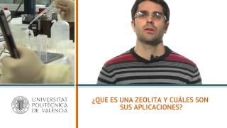 ¿Que es una zeolita y cuáles son sus aplicaciones?