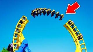 Top 10 DEADLIEST Roller Coasters YOU WONT BELIEVE EXIST! width=