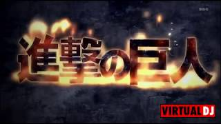 Attack on Titan Opening But With Shinsuke Nakamura's Heel Theme (Shadows of a Setting Sun)