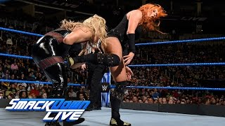 Becky Lynch vs. Natalya: SmackDown LIVE, March 14, 2017