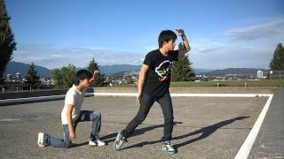 2PM - Hands Up (COLLAB DANCE COVER) ckcpip & cloudstrife718