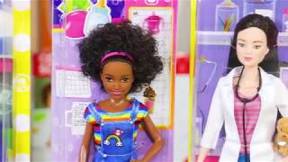 Barbie Skipper Babysitters és karrierista Barbiekat kaptam a Matteltől!