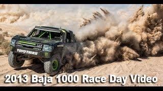 2013 Baja 1000 Race Highlights