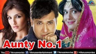 Aunty No.1 | Hindi Movies 2016 Full Movie | Govinda Full Movies | Latest Bollywood Movies width=