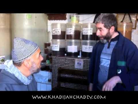 Yassir Chadly in The Most wonderful olive shop in Casablanca