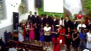 Fiel toda a vida - Rose nascimento - Mocidade Igreja Evangelica Avivamento Biblico
