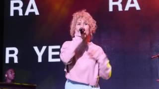 By Your Side - Raye live at Mighty Hoopla Festival 4.6.17
