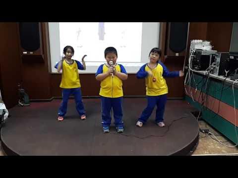 灣潭國小本土語唱跳