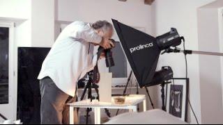 Fotografía gastronómica y retoque con Photoshop - Un curso de Francesc Guillamet