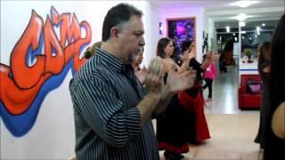 Dança Flamenca (Espaço Cultural Clube da Música)