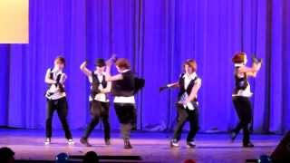 "dance-project ""Wooraleui nomdeul"" & ""butterfly boYs"" - ""Se7en - Better Together"" cover dance -2"