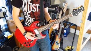 War Of Change   Thousand Foot Krutch   Guitar Cover   HD!