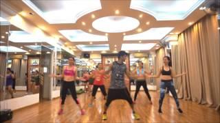 zumba toma reggaeton...!!!