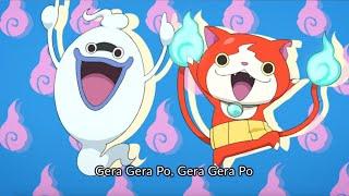GERA GERA PO SONG (ENGLISH VER.)   YO-KAI WATCH OP Song