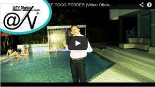 EDINSON VILLEGAS - ME TOCO PERDER (Video Oficial 2013)