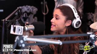 Ariana Grande Rap to Big Sean Guap Instrumental