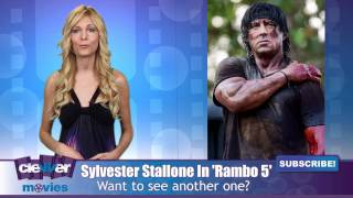 Sylvester Stallone Returning For Another 'Rambo' Movie?