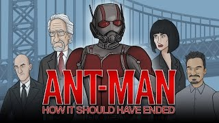 How Ant-Man Should Have Ended