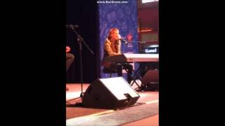 Laura Marano-Finally me live at Dubai 8/6/15