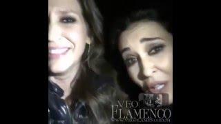 Maria Toledo sera pareja de Vicky Martin Berrocal en Levantate All Stars | VEOFLAMENCO