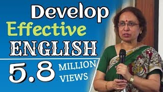Develop Effective English by Sumitha Roy at IMPACT 2013 width=
