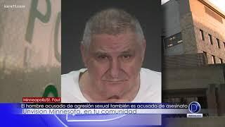 El hombre acusado de agresión sexual también es acusado de asesinato
