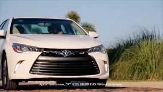 Promoción Mayo Toyota Camry 2015