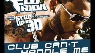 Flo Rida feat. David Guetta - Club can't handle me (Lyrics)