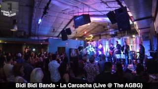 Bidi Bidi Banda - La Carcacha (Live @ The ABGB, Austin, TX) - Selena Tribute