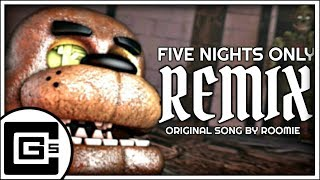 """FNAF 3 SONG REMIX ▶ """"Five Nights Only"""" 