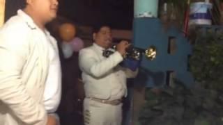 Mariachi en festejo de sam