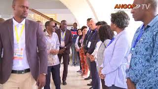 Vice presidente da República trabalha em Malanje